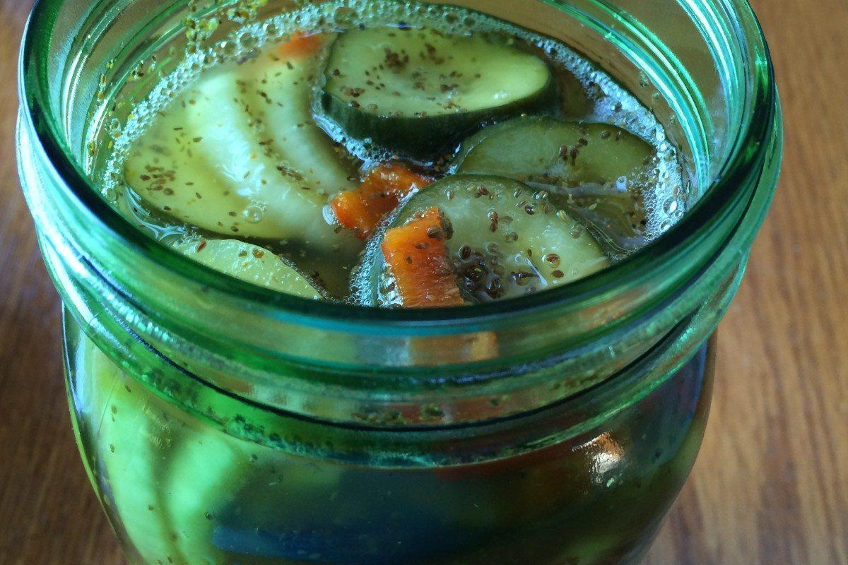 pickles sweet