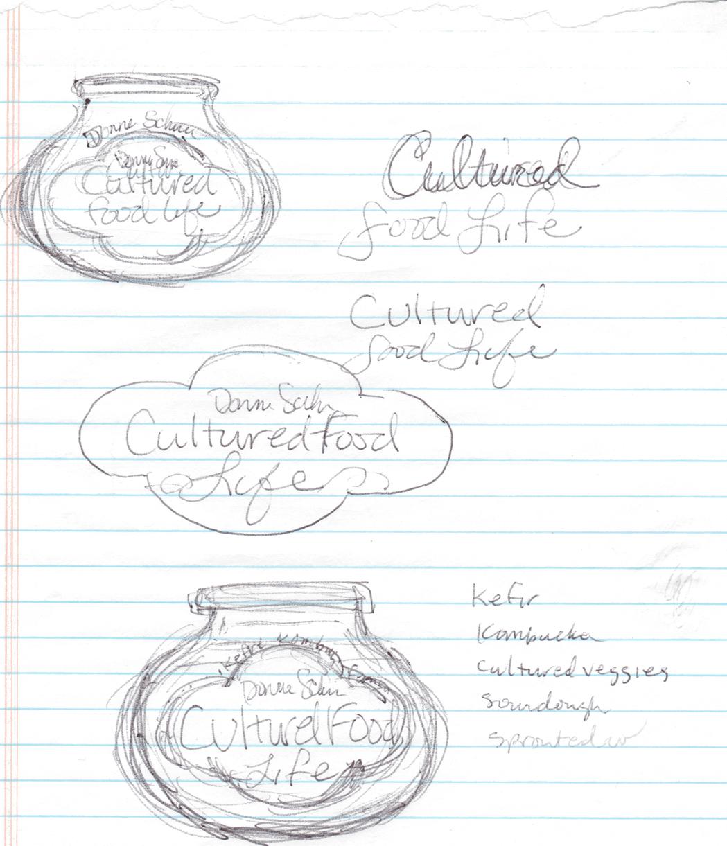 logo shelley sketches