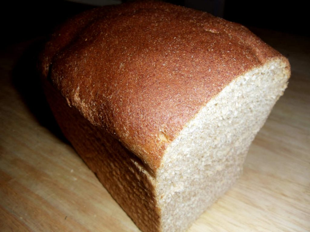 Sprouted-whole-wheat-bread