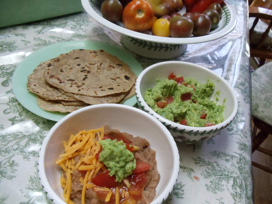 Sprouted Tortillas