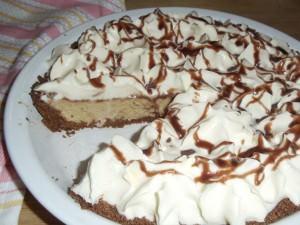 Kefir Peanut Butter Pie