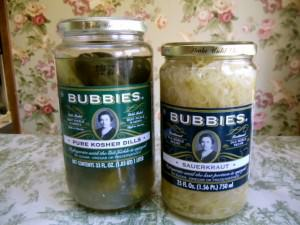 Bubbies Pickles & Sauerkraut