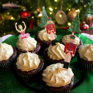 Peppermint frosting