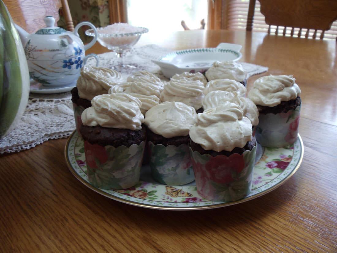 pb kefir cakes