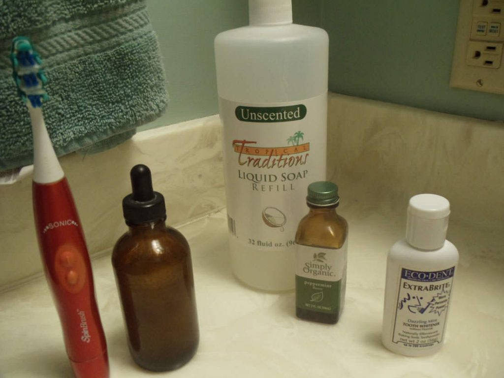 Toothsoap