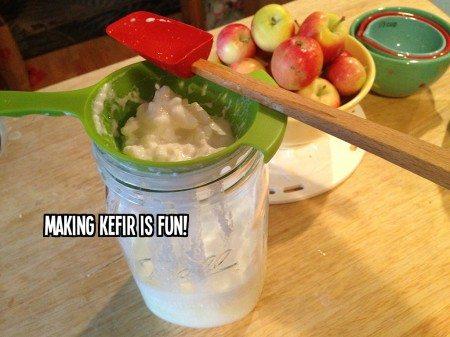 Kefir fun