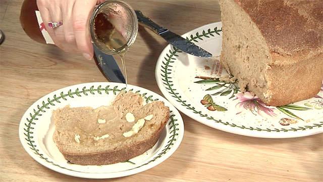 Refrigerated Sourdough Bread