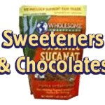 Sweeteners & Chocolates