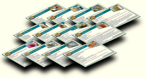 3d Recipe Cards