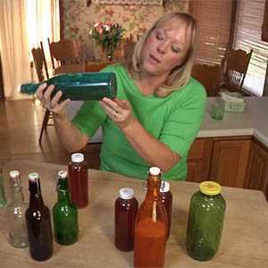 You don't have containers for making kombucha?