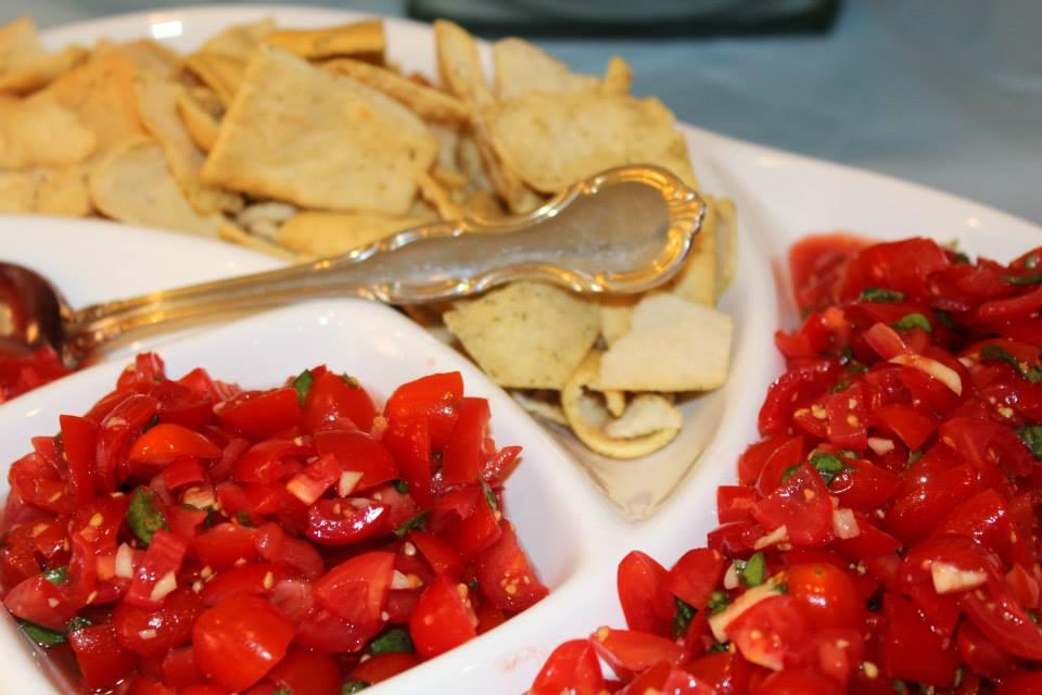 Tomato Bruschetta copy