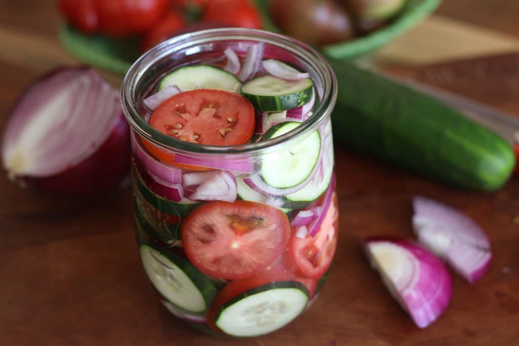 cultured cucumbers