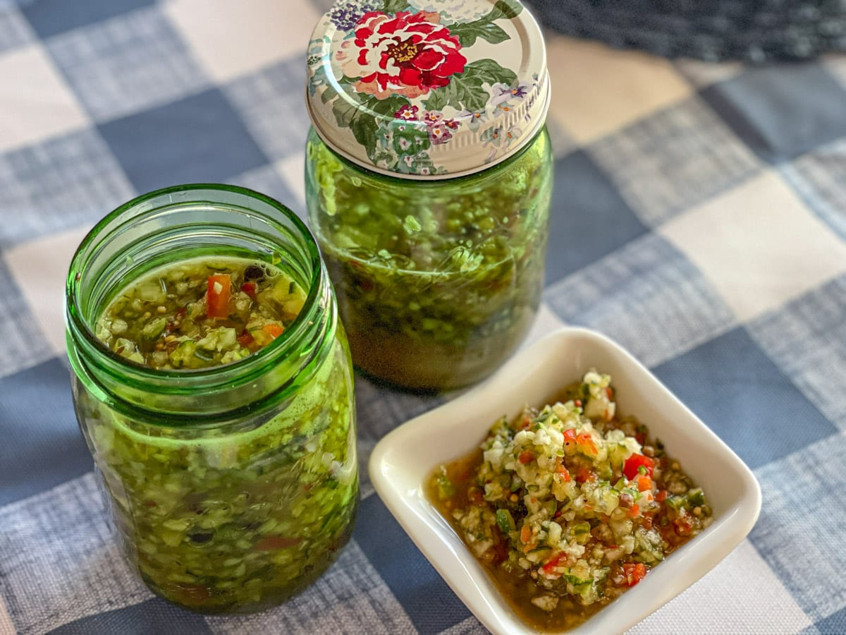 Pickle relish 5