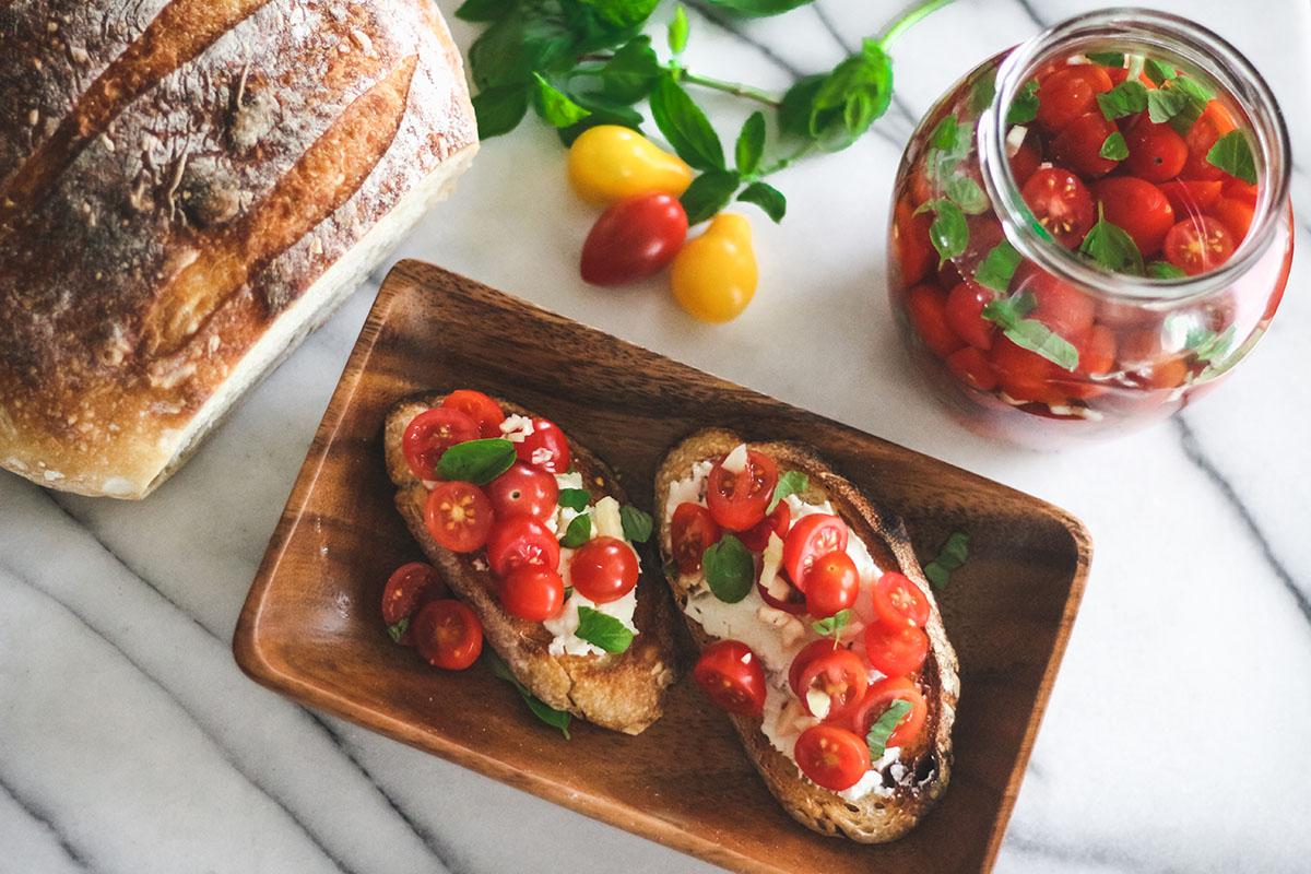 Tomatoe Bruchestta