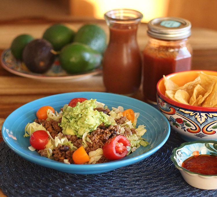 More Than Taco Salad