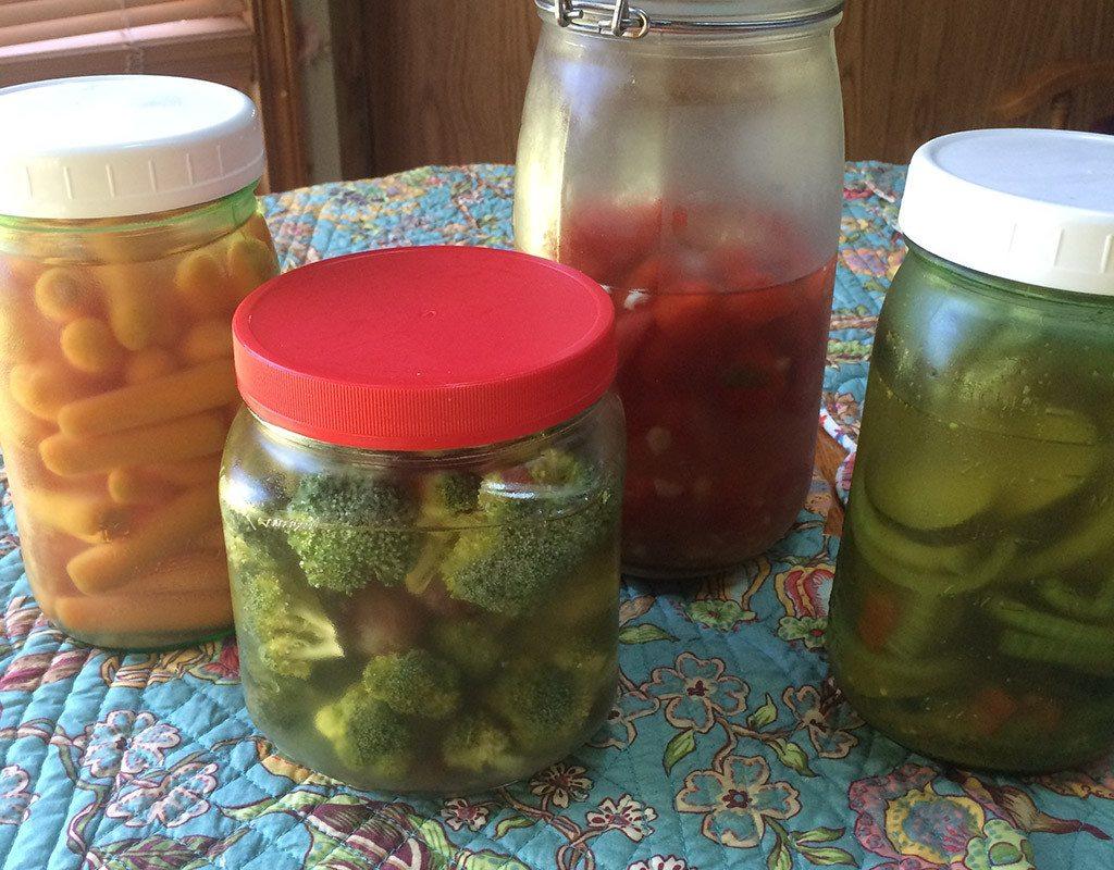 cultured veggies
