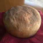 5 Minute Sourdough Bread