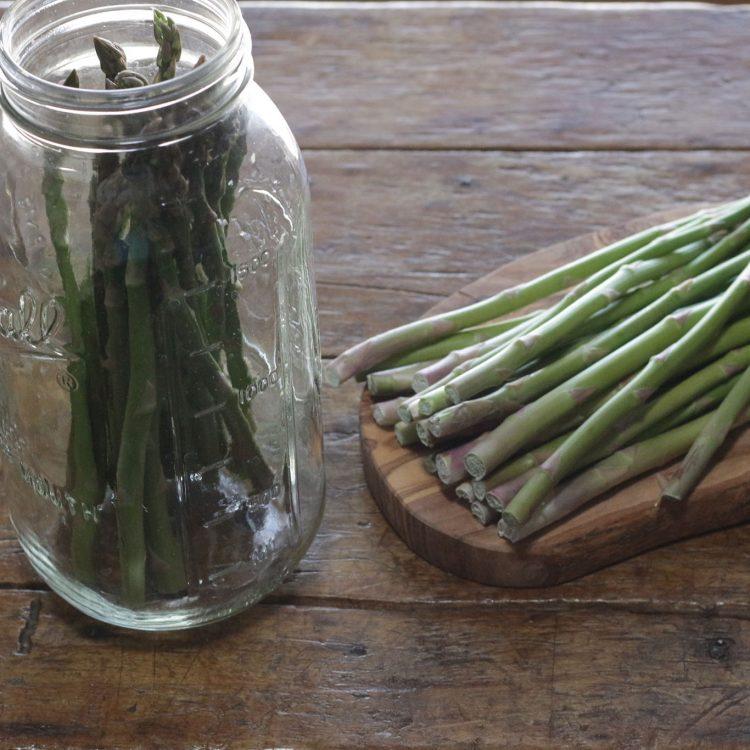 Cultured Asparagus