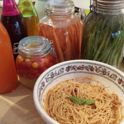 Fermented Pasta Sauce