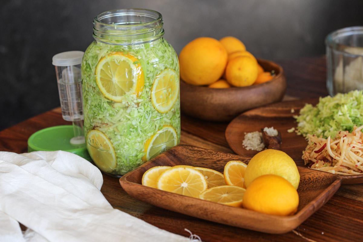 Lemon Kraut H-2
