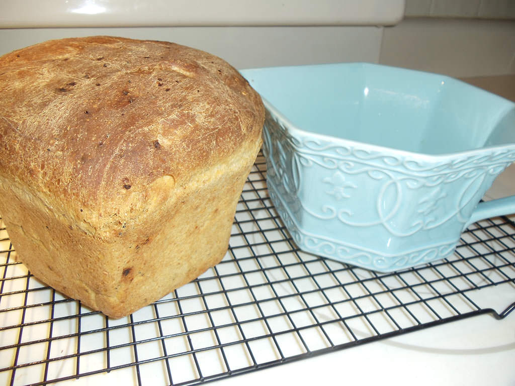 Refrigerated Sourdough Bread