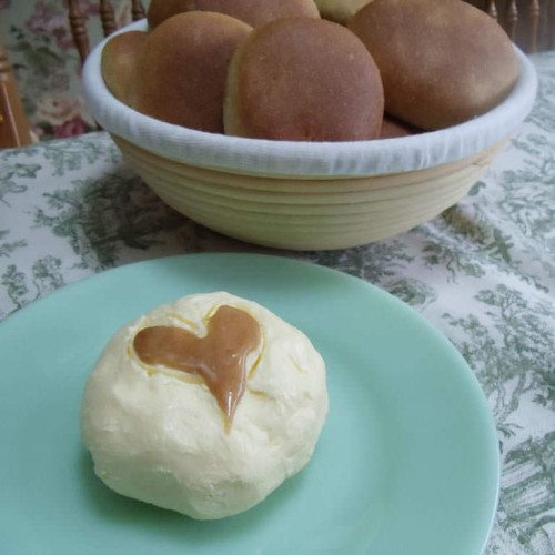 Sprouted Dinner Rolls