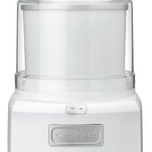 Cuisinart ICE-21 Frozen Yogurt-Ice Cream & Sorbet Maker, White