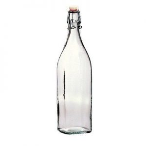 Bormioli Square Swing Bottle