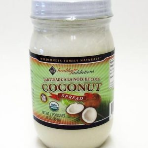 Coconut Spread, Raw, Certified Organic, 16 oz.