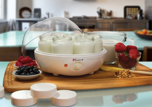 Euro Cuisine YM80 Yogurt Maker
