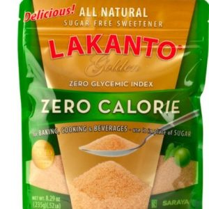 Lakanto® Golden Sweetener All Natural Sugar Substitute 235g/8.29 oz Pack