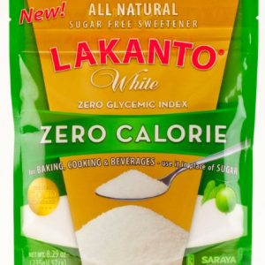 Lakanto® White Sweetener All Natural Sugar Substitute 235 grams