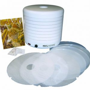 Nesco-American-Harvest-FD-1018P-1000-Watt-Food-Dehydrator-Kit-0