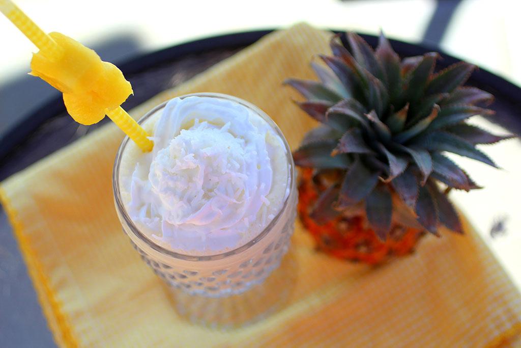 pinnapple kefir smoothie