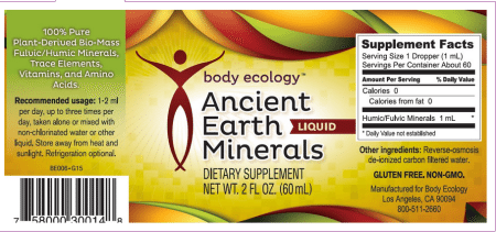 ancient minerals drops