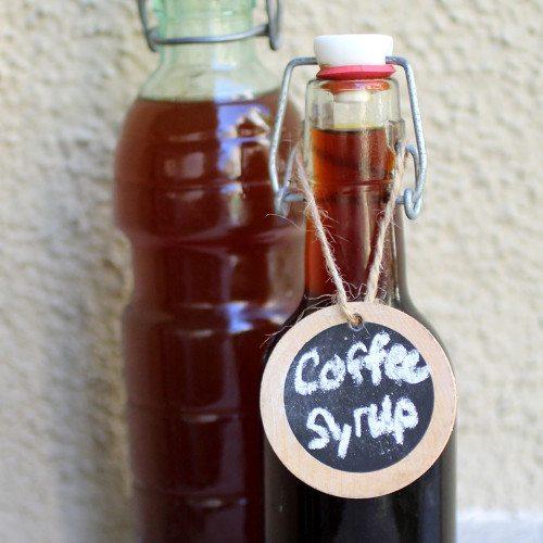 Coffee Kombucha ~2nd Fermented