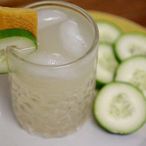 Cucumber Melon Water Kefir