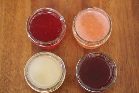 water kefir flavors