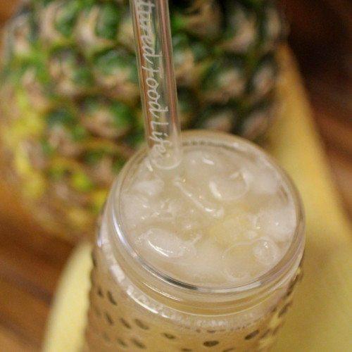 Pineapple Kombucha