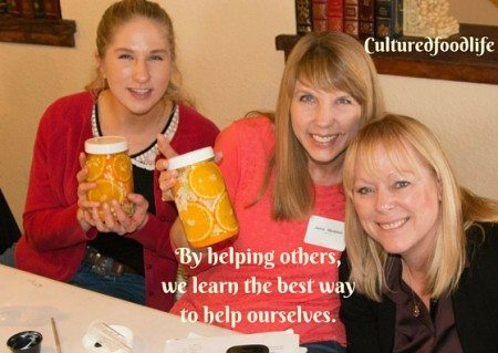 By helping others, we learn the best way to help ourselves. copy