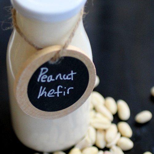 Peanut Kefir