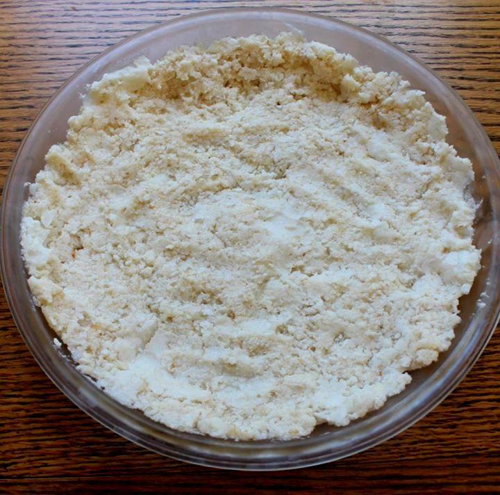 SCOBY Pie Crust