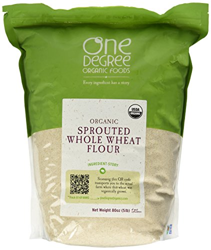One Degree Organic Foods Organic Sprouted Whole Wheat