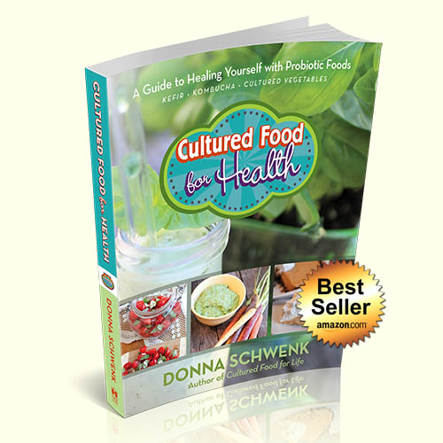 Cultured Food for Health Best Seller