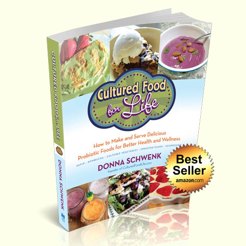 Cultured Food for Life Best Seller