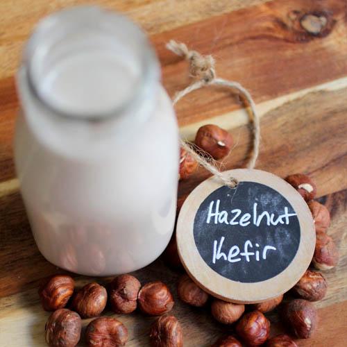 Hazelnut Kefir