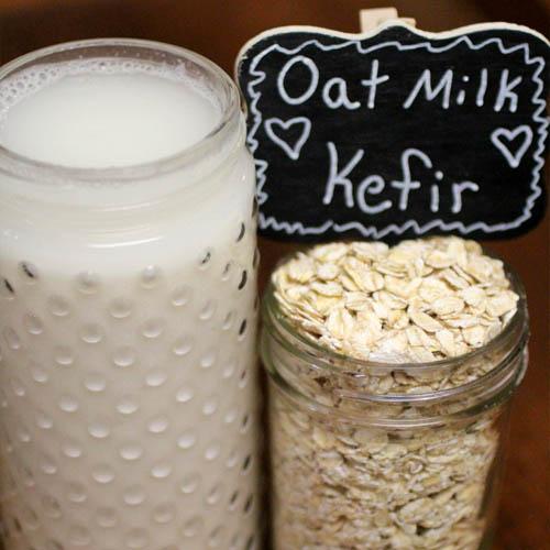 Oat Milk Kefir