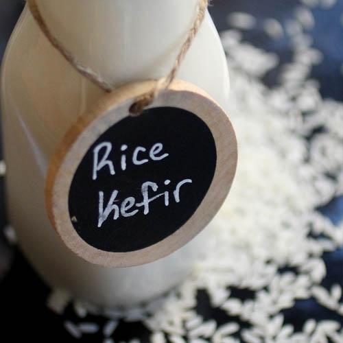 Rice Kefir
