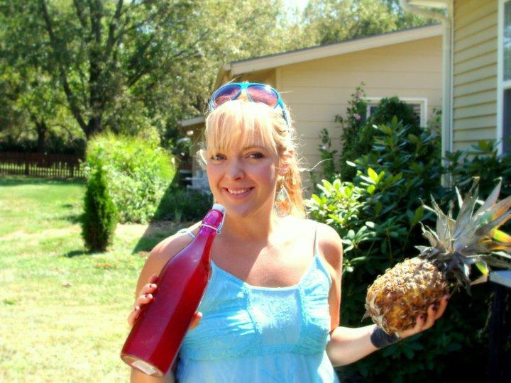 Maci Pineapple Kombucha