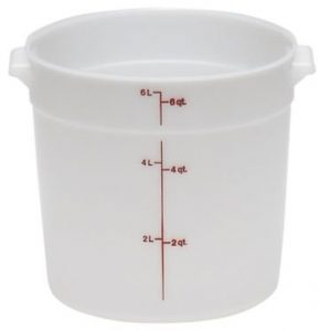 Dough Rising Bucket